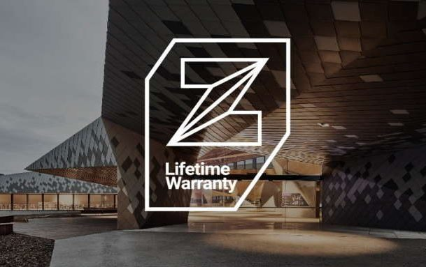 elZinc Lifetime Warranty