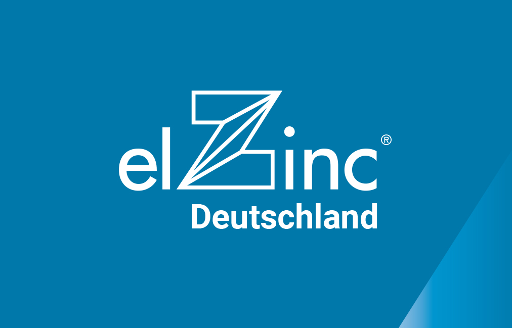 elZinc will expand its presence with a new subsidiary in Germany.