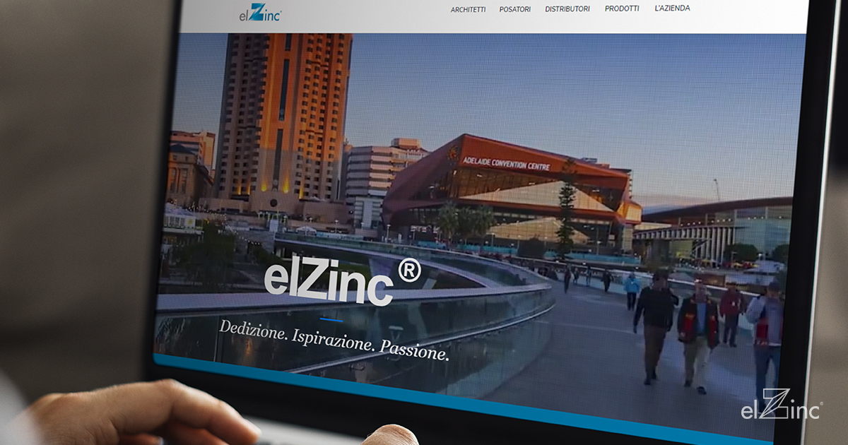elZinc and MAZZONETTO announce a new distribution partnership in Italy