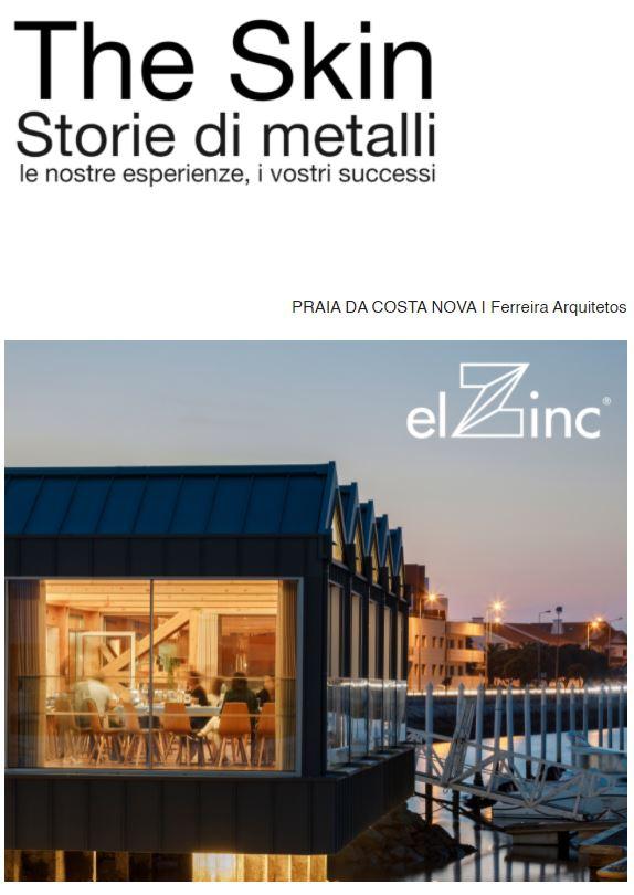 Mazzoneto distribuera les produits elZinc en Italie